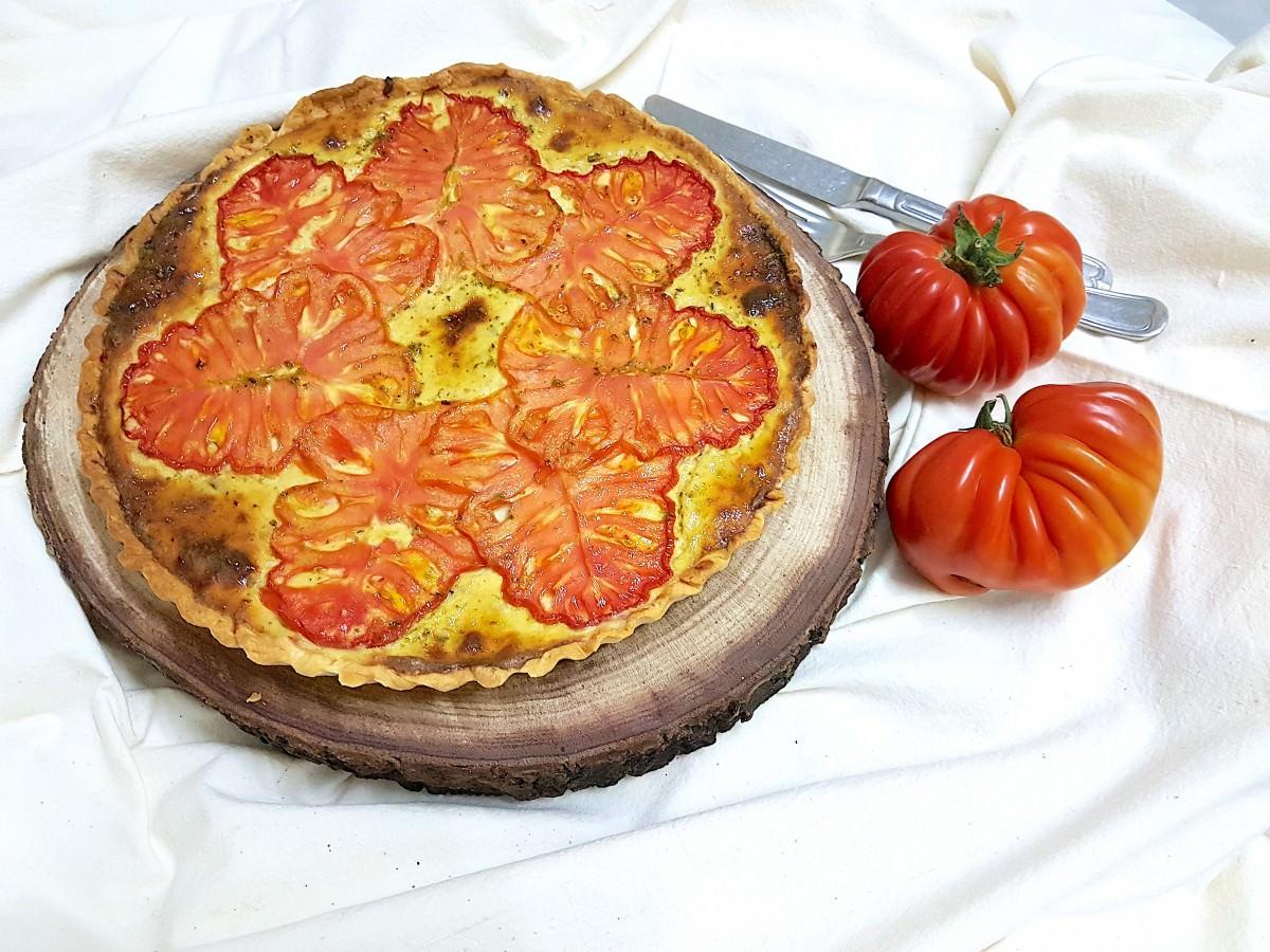 Quiche de tomate kraft - 1