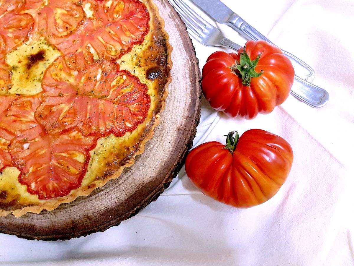 Quiche de tomate kraft - 0