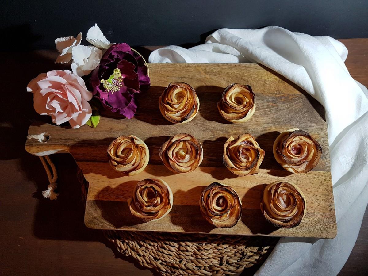 Rosas de Maçã - 5