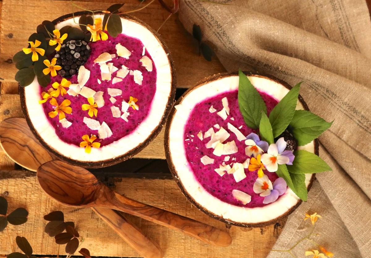 Taça de Frutos e Aromáticas