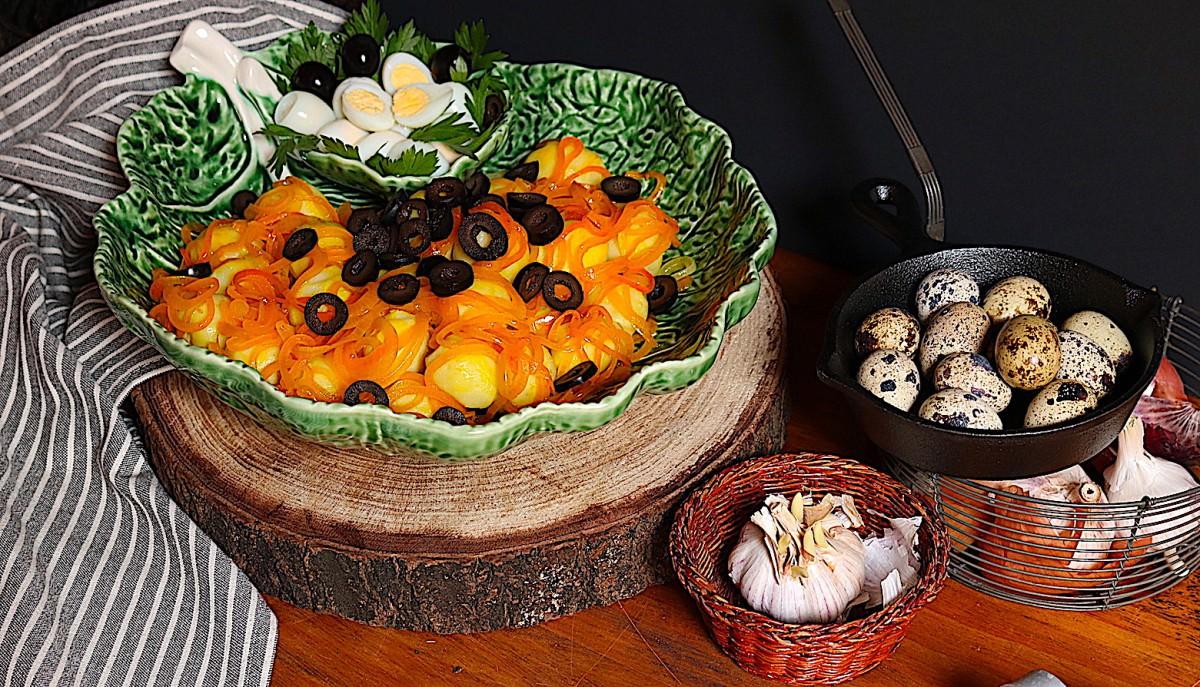 Salada de Batata - 1