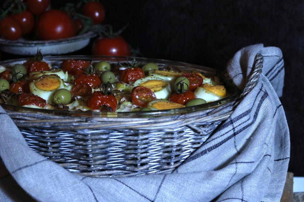 Empadão de Legumes e Peixe - 1