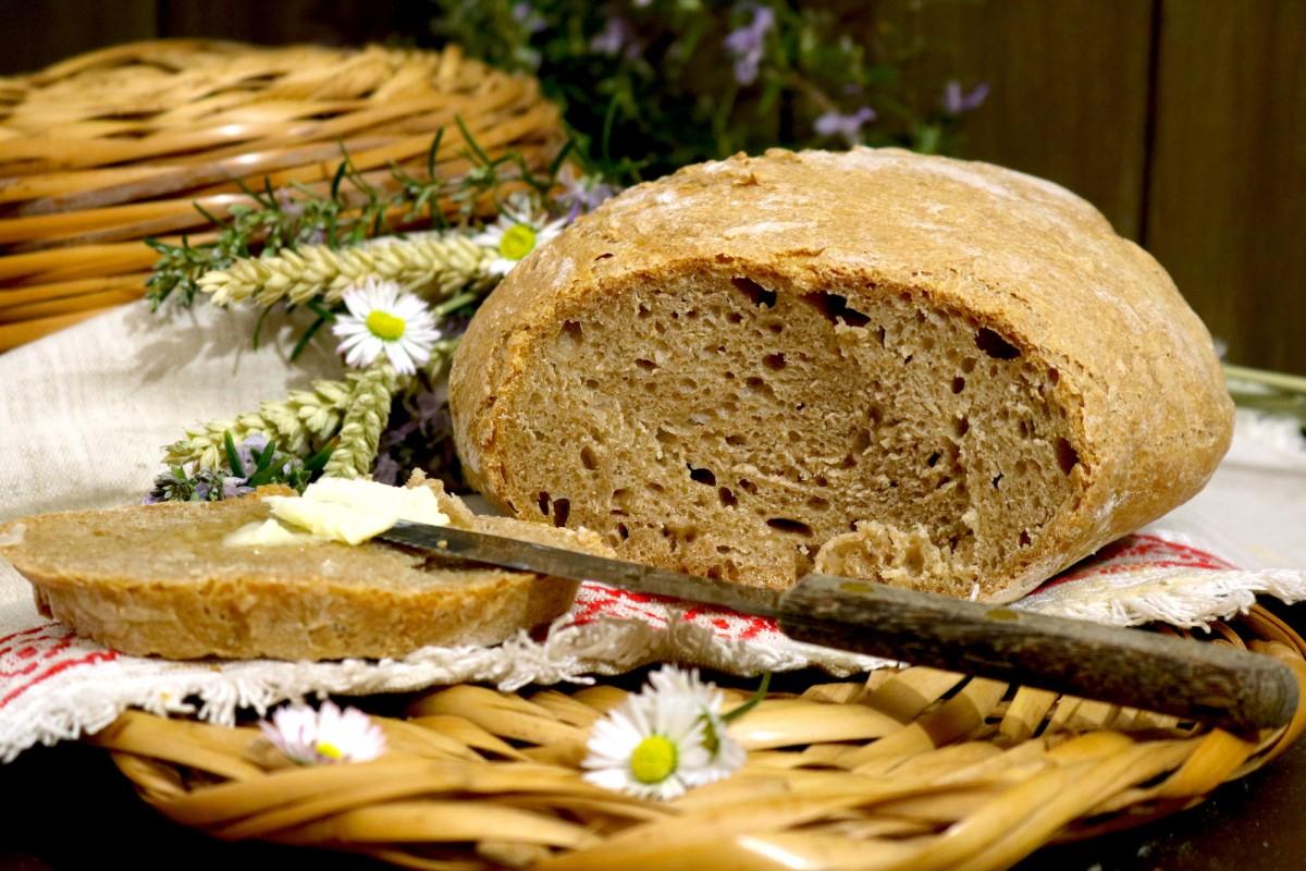 Pão de Farinha de Espelta Integral - 1