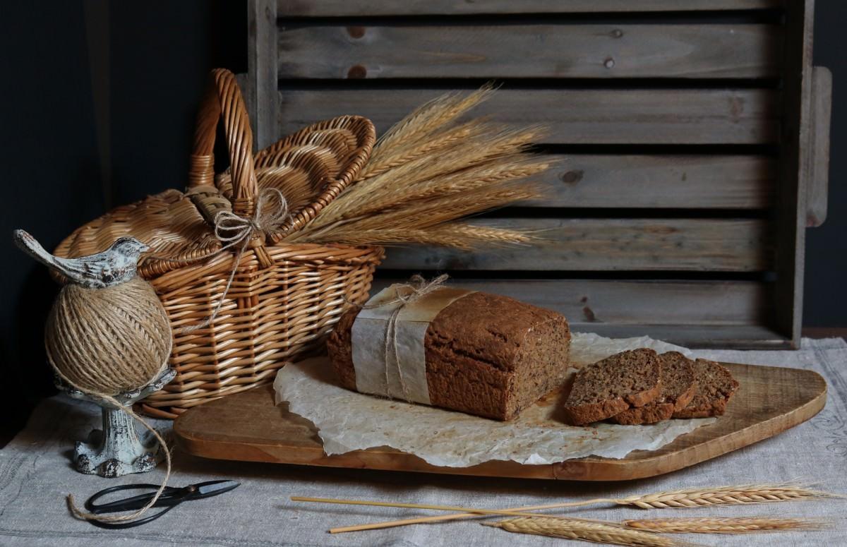 Pão de mistura sem glúten - 1