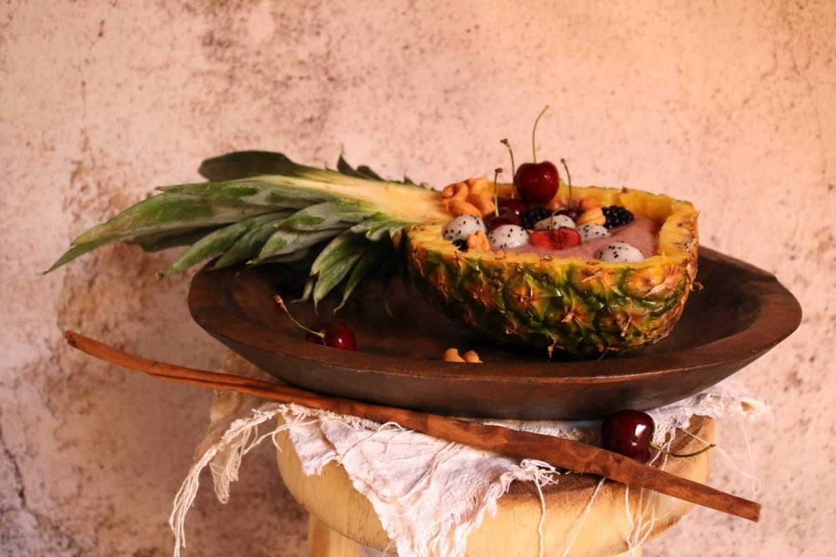 Taça de Abacaxi - 0