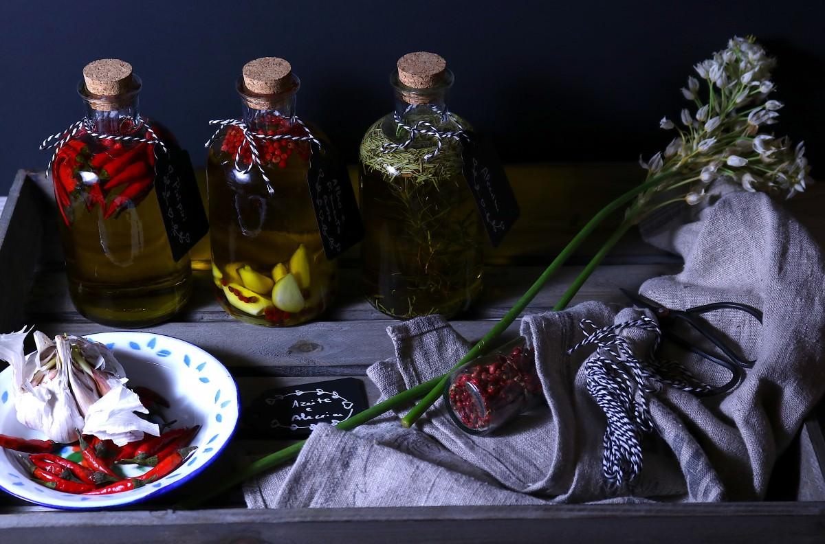 Azeite aromatizado - 0