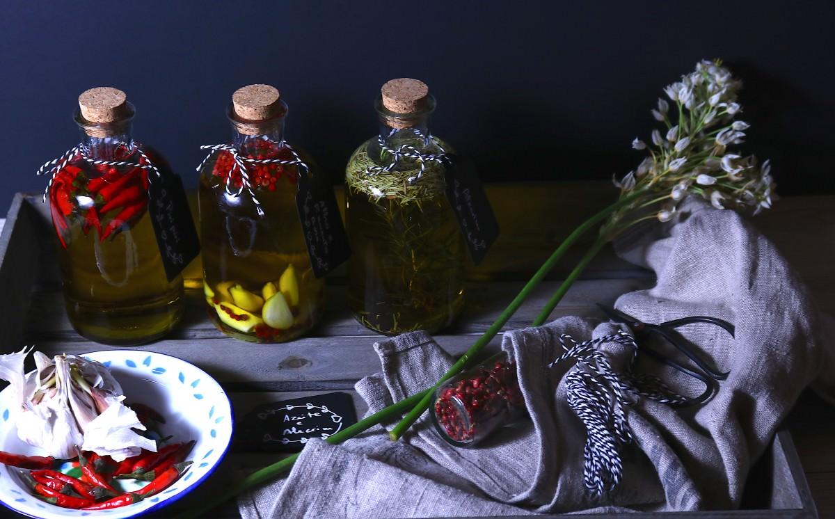 Azeite aromatizado - 5