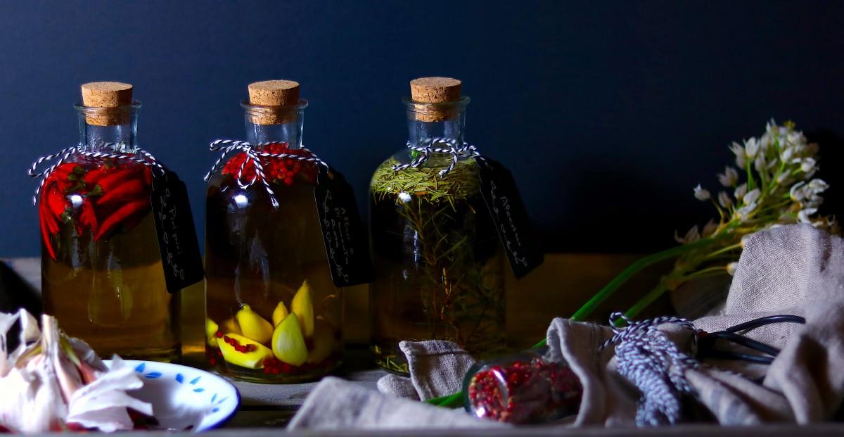 Azeite aromatizado - 1