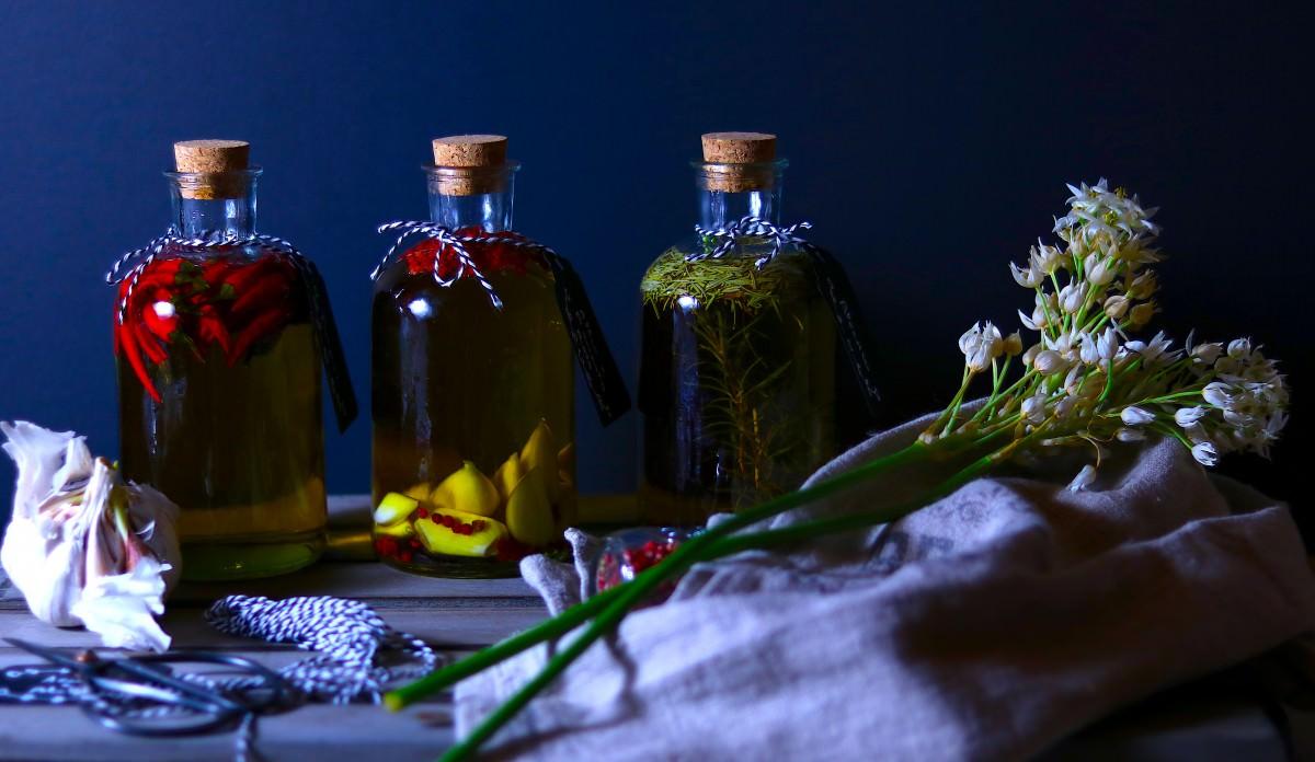 Azeite aromatizado - 2