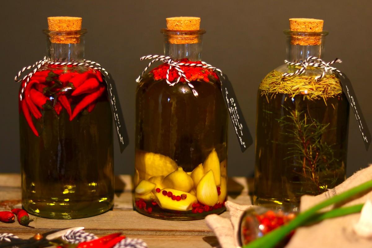 Azeite aromatizado - 3