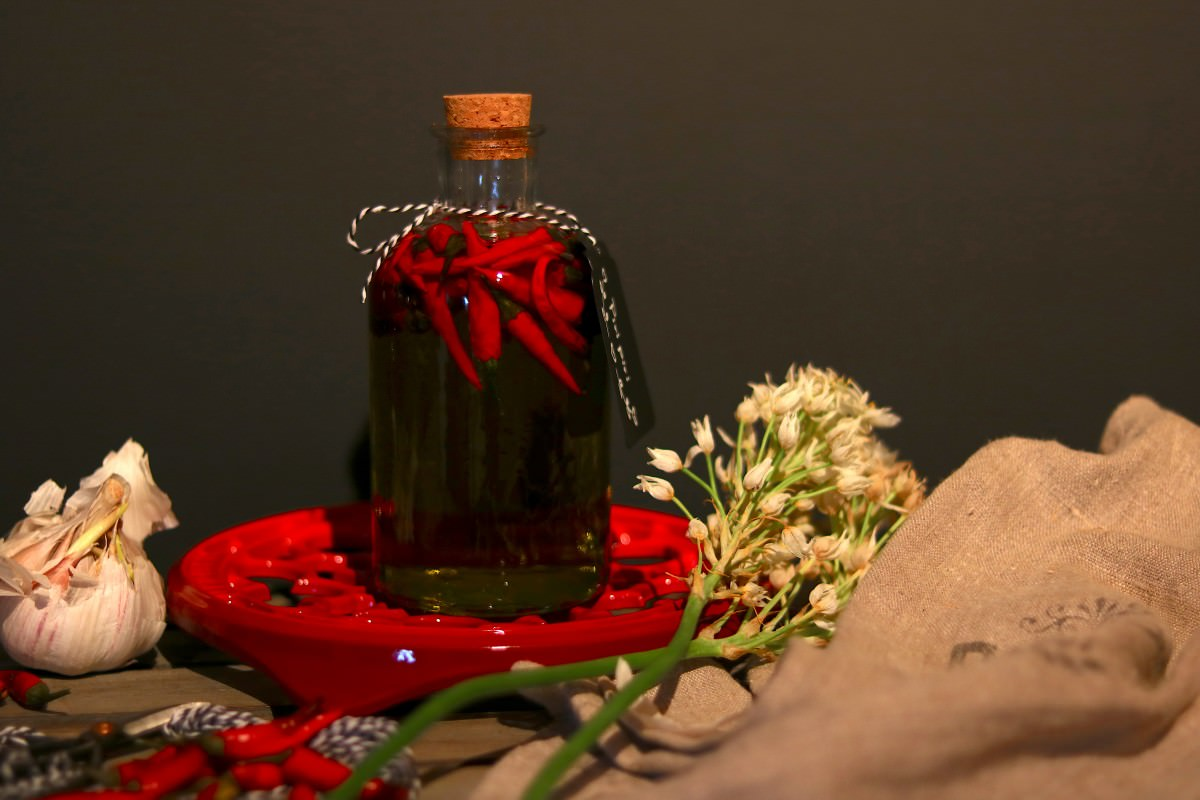 Azeite aromatizado - 4